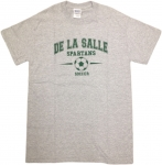 Soccer T-Shirt - Grey