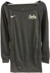 *Women's Nike Epic Crew - Charcoal Grey