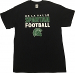 *2017 Football T-Shirt - Black