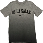*Nike Gradient Tri-Blend T-Shirt - Grey