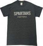 *2018 Football T-Shirt - Grey