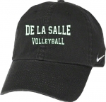 Volleyball Nike Adjustable Velcro Cap - Black