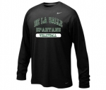 *Volleyball Black Long Sleeve Dri-Fit T-Shirt***Special Order Only***