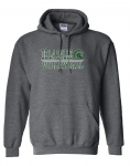 *Volleyball Charcoal Grey Hoodie***Special Order Only***(Order by Feb27th)