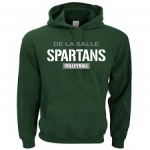 *Volleyball Green Hoodie - Special Order Only