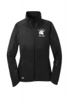 *Volleyball Black Women's Jacket - Special Order