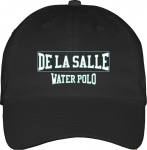 Water Polo Nike Adjustable Black Cap