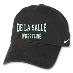 Wrestling Nike Adjustable Cap - Black